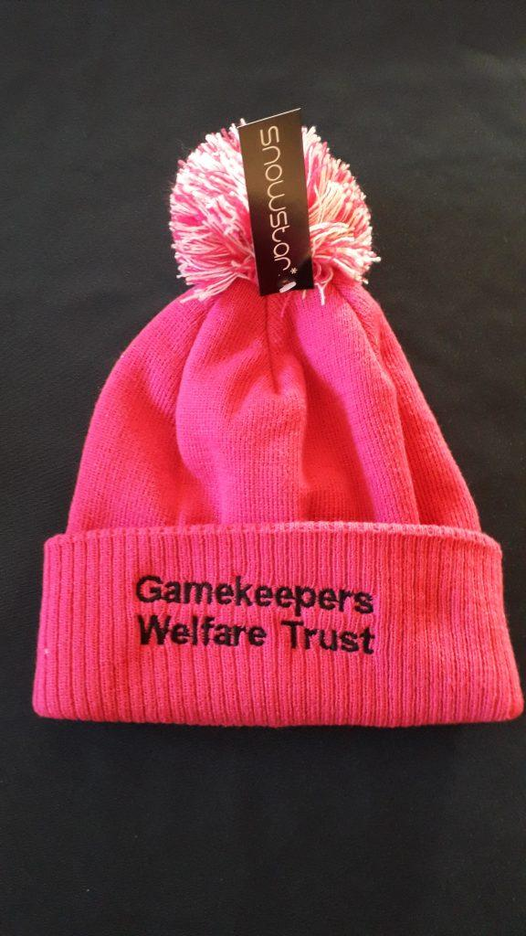 Pink GWT hat