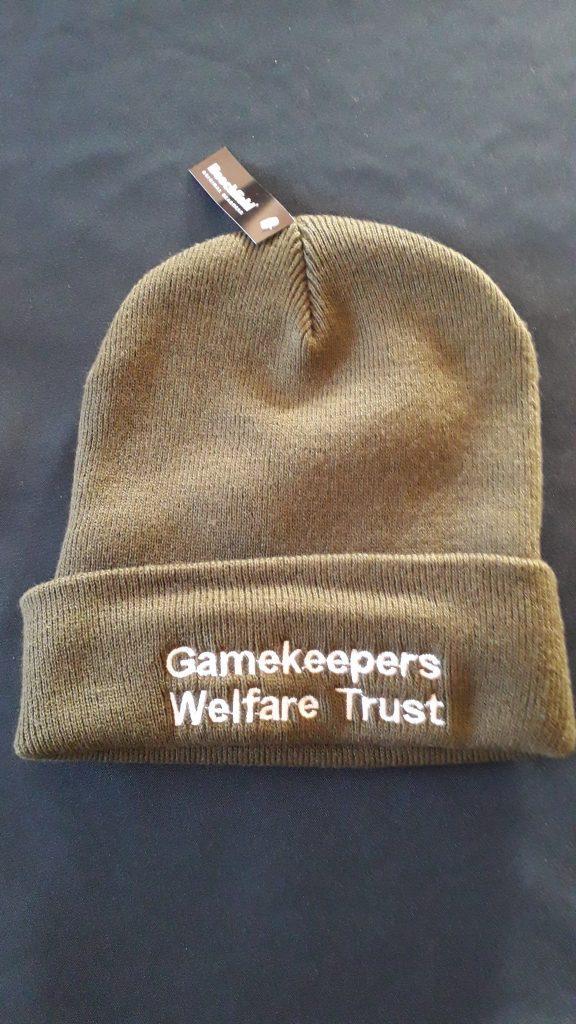 Green GWT hat
