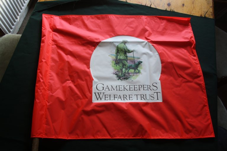 GWT Beaters Flag with logo