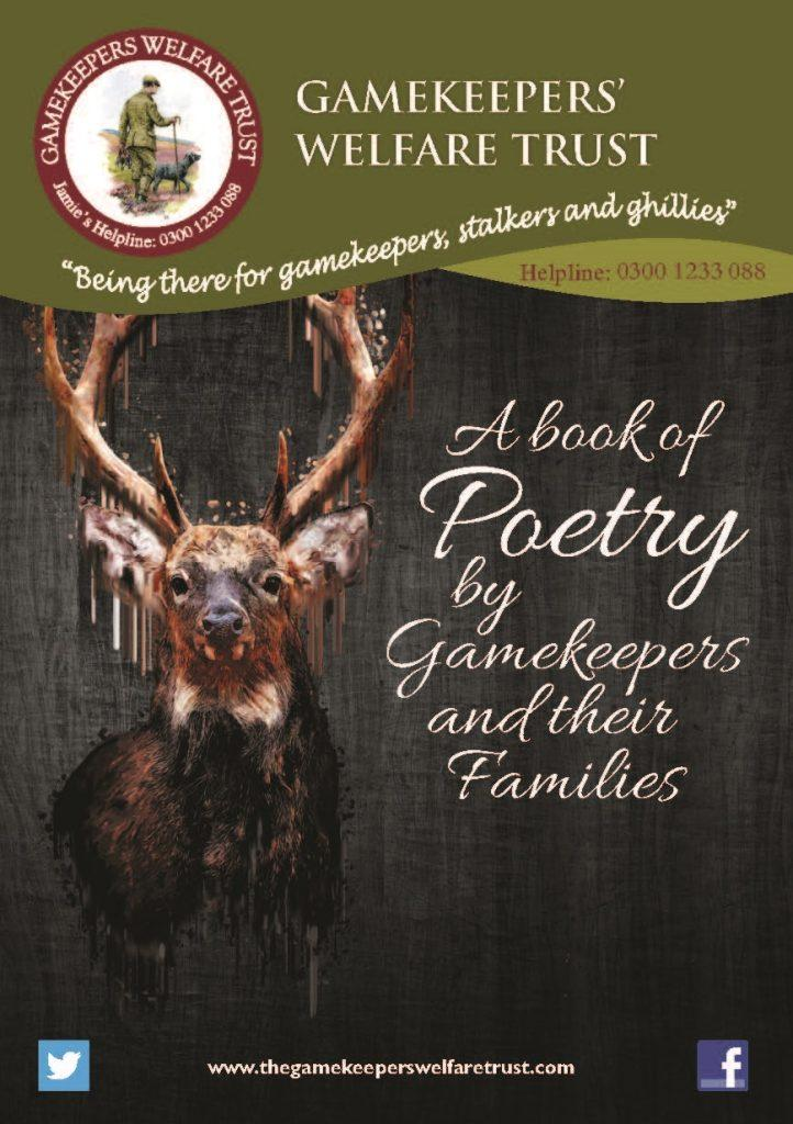 Gamekeepers Poetry Book