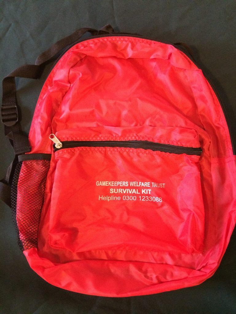 Survival Kit Bag